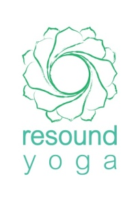 Resound Yoga Logo
