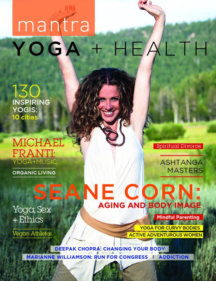 Mantra Yoga and Health Magazine